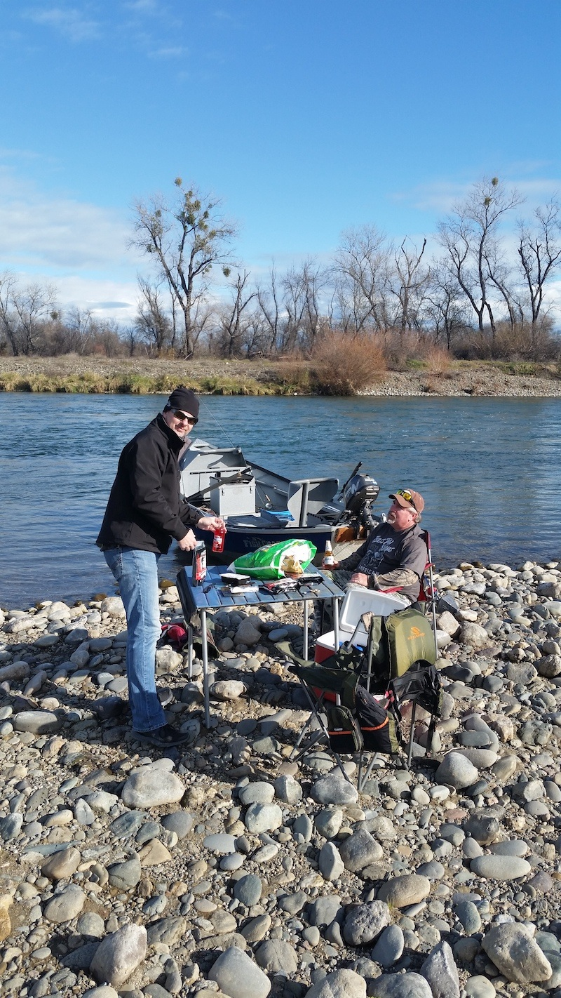 fly fishing the sacramento river