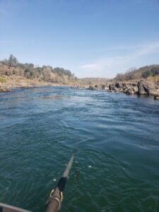 drifting the sacramento river in red bluff